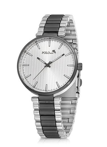 Polo Air Saat Gümüş